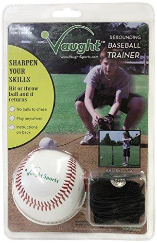 Vaught Sport es510Baseball Überwurf Hit Catch Minitrampolin