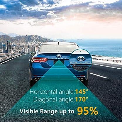 HD-1280x720p-Wasserdicht-Rckfahrkamera-in-Kennzeichenleuchte-Einparkhilfe-Kamera-Nachtsicht-Einparkkamera-fr-Mercedes-Benz-MB-W205-C-Class-2015-2016-CLA-CLASS-C117