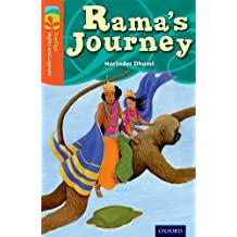 Oxford Reading Tree TreeTops Myths and Legends: Level 13: Rama's Journey by Narinder Dhami (2014-01-09)