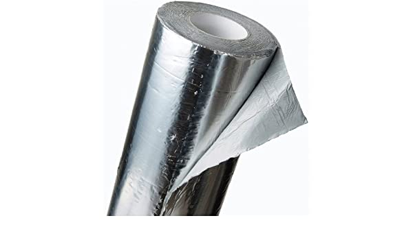 10 Sq Ft x 70 mil Thick Fatmat Self-Adhesive Butyl MegaMat Sound Deadener Pack with Install Kit