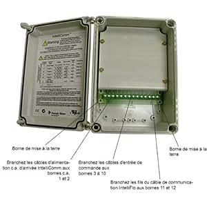 Pentair - intellicom - Boitier de commande intellicomm pour pompe intelliflo