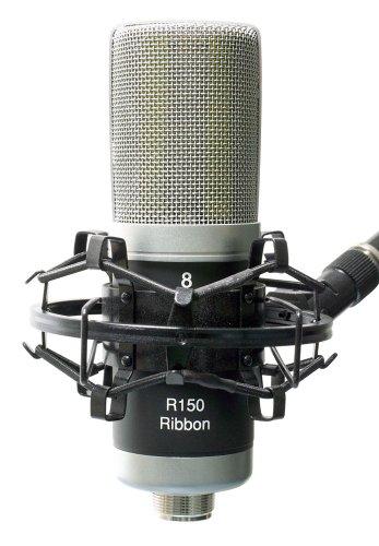 MXL Lüftungsgitter Mikrofone R Bändchenmikrofon, Figur 8