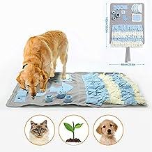 Snuffle Mat para Perros Alfombrilla de entrenamiento para perros hecha a mano Alfombra de juego Mat