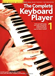 Complete Keyboard Player: Bk. 1