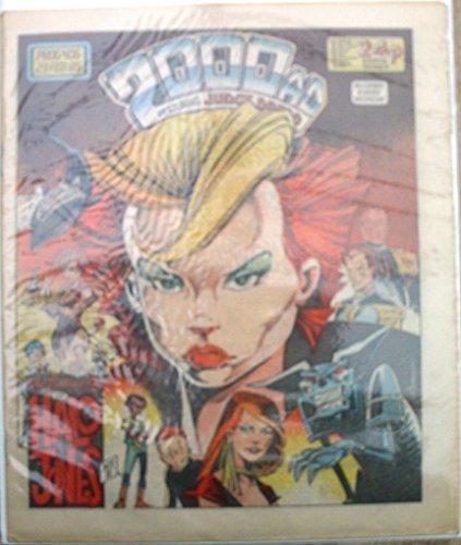 2000AD Prog, 406 23rd February 1985