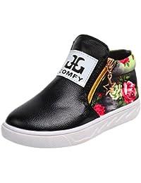 Amazon.it  Ultimi tre mesi - Sneaker   Scarpe per bambine e ragazze ... 32d741a8869