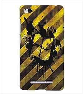 XIAOMI MI4I PATTERN Designer Back Cover Case By PRINTSWAG