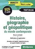 Histoire Géographie et Géopolitique du Monde Contemporain 2e Année ECS