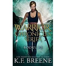 Warrior Chronicles Boxed Set (Books 1-3) (English Edition)