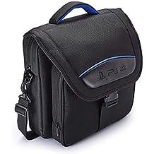 BigBen Interactive PS4OFBAGV2 Spielkonsolenteil/-zubehör Tragetasche - Spielkonsolenteile & -zubehör (Tragetasche, Playstation 4, Schwarz, Sony, 400 mm, 126 mm)