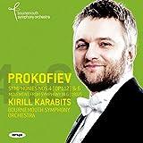 Prokofiev: Symphonies Nos. 4 (Op. 112) & 6 Op.111, Movement from Symphony in G (1902)