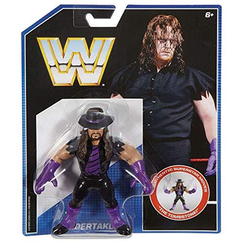 The Undertaker Actionfigur 4.5 Zoll ()