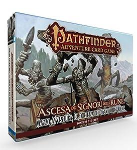 Giochi Uniti-Pathfinder Adventure Card Game Color la Fortezza dei Giganti Delle rocce