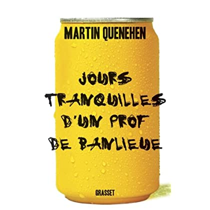 Jours tranquilles d'un prof de banlieue (Documents Français)