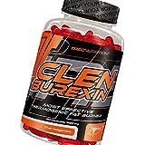 CLENBUREXIN 90 cápsulas - Quemadores y peso pérdida de grasa termogénico - Trec Nutrition - más eficaces