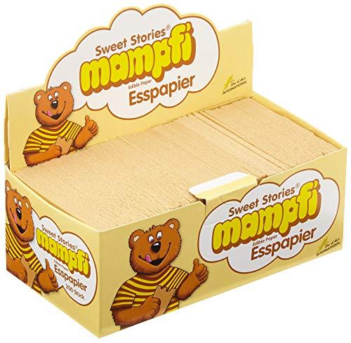 Preisvergleich Produktbild Sweet Stories Mampfi Karamell,  200 Stück im Display,  1er Pack (1 x 290 g)