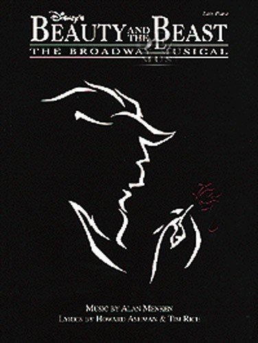 HAL LEONARD BEAUTY AND THE BEAST EASY PIANO - PVG Noten Pop, Rock, .... Songbücher für Kinder