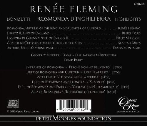 Renee fleming, soprano