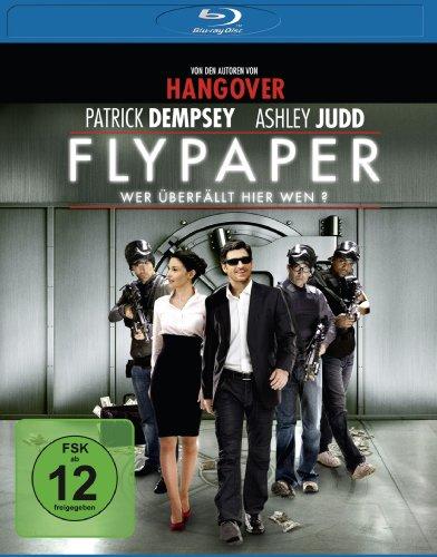 Flypaper - Wer überfällt hier wen? [Blu-ray]