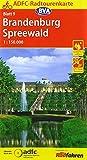 ADFC-Radtourenkarte 9 Brandenburg Spreewald 1:150.000, reiß- und wetterfest, GPS-Tracks Download und Online-Begleitheft (ADFC-Radtourenkarte 1:150000, Band 9)