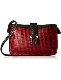 Hidesign ECOM Exclusive Women's Wallet (Red)