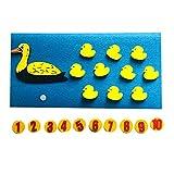 Leisial Kinderspielhaus Spielzeugsimulation Spielzeug Frühes Lernen Kognitionsspielset für Kinder Freudvoll und Bildung