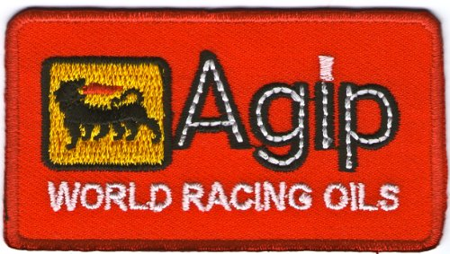 agip-world-racing-oils-motorsport-logo-sign-symbol-embroidery-embroidered-sew-on-iron-on-patch