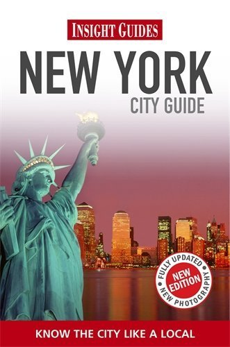 New York City (City Guide) by Aaron Starmer (2012-08-01)
