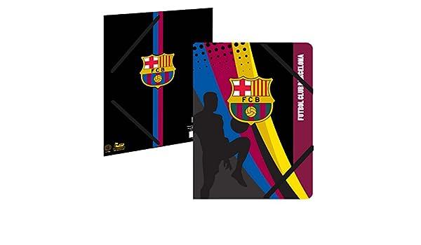 Dokumentenmappe Bar/ça/ /Offizielle Kollektion FC Barcelona