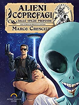 Alieni Coprofagi dallo Spazio Profondo (Vaporteppa) di [Crescizz, Marco]