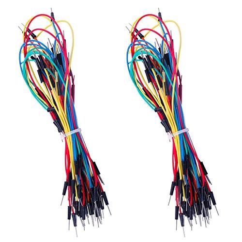 elegoo-130pcs-solderless-flexible-breadboard-jumper-wires-4-different-lengths-male-to-male-for-ardui