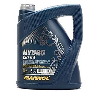 MANNOL 1 x 5L Hydro ISO VG 46/Hydrauliköl HLP