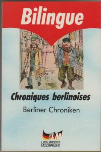 Chroniques berlinoises par Collectif