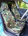 Rhino Automotive© Heavy Duty DPM Camouflage Autositzbezüge 1+ 1rw0394