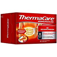 Thermacare Rücken S-XL im Viererpack