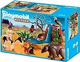 Playmobil - Niños indios con animales, set de juego (5252)