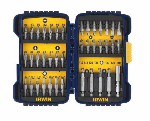 Irwin Tools, set di punte per cacciavite, pezzi (3057018)