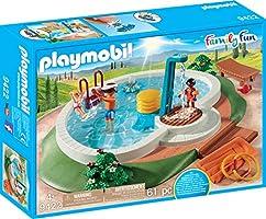 Playmobil 9422 - zwembad spel