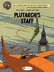 Blake & Mortimer Vol. 21 : Plutarch's Staff