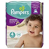 Pampers Premium Schutz Active Fit Gr. 4 Carry Pack, 24 Windeln