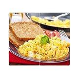 Piastre di copertura della stufa con nodo Set di 2 tagliere prima colazione