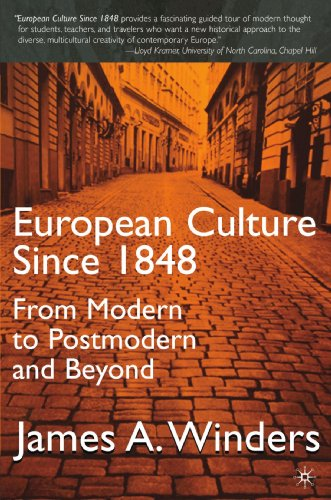 European Culture Since 1848: From Modern to Postmodern and Beyond