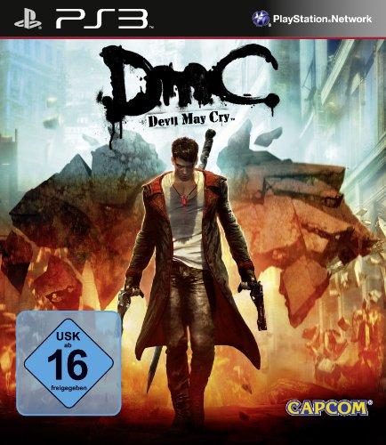Capcom Entertainment Germany GmbH DmC - Devil May Cry