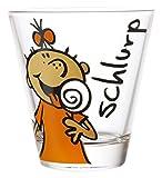 Leonardo Kids Schlurp orange–Drinking Glasses