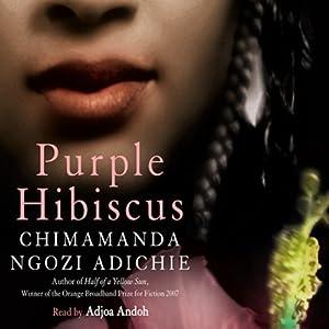 Purple Hibiscus Audio Download Amazoncouk Chimimanda Ngozi
