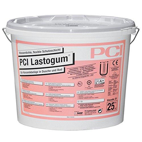 PCI LASTOGUM Schutzschicht 25 kg Grau