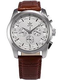 AMPM24 PMW355 - Reloj para hombres color marrón