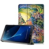 Ledertasche Samsung Tab A6 Hülle