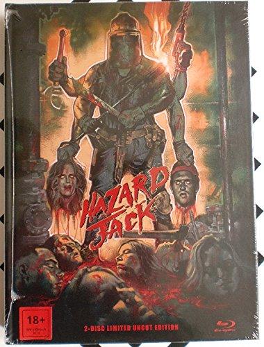 HAZARD JACK - Limited Collectors Mediabook Edition [Blu-ray]