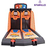 STARILLO Indoor Basketball Shoot Game ( Indoor Stress Relief Game Toy for Adults & Children)
